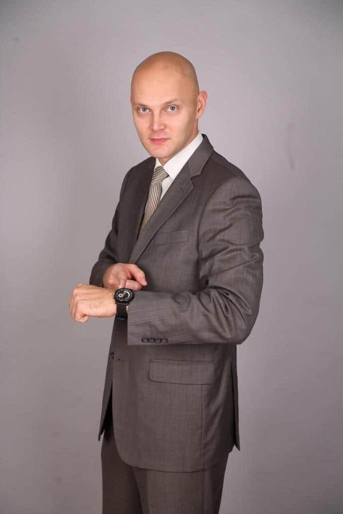 Астафьев Дмитрий Олегович - бизнес тренер, разработчик деловых игр