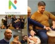 барабанный тренинг Naviadress