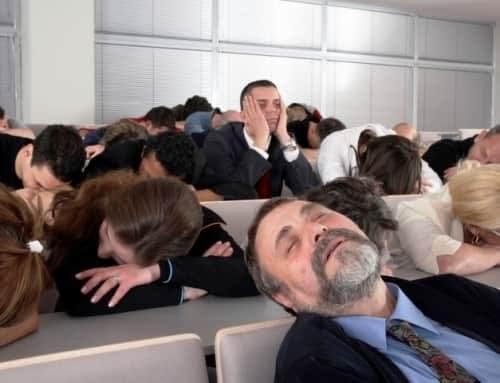 Геймификация совещаний и конференций