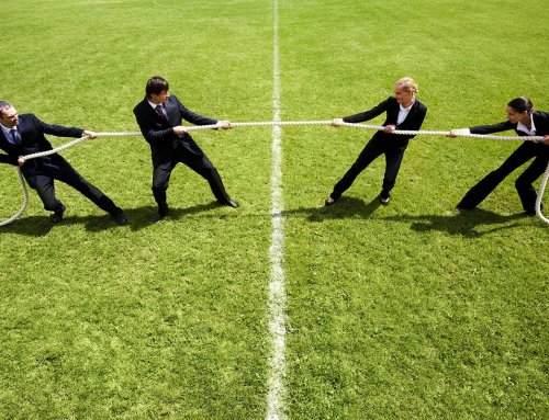 «Министерство» — деловая игра про коммуникации