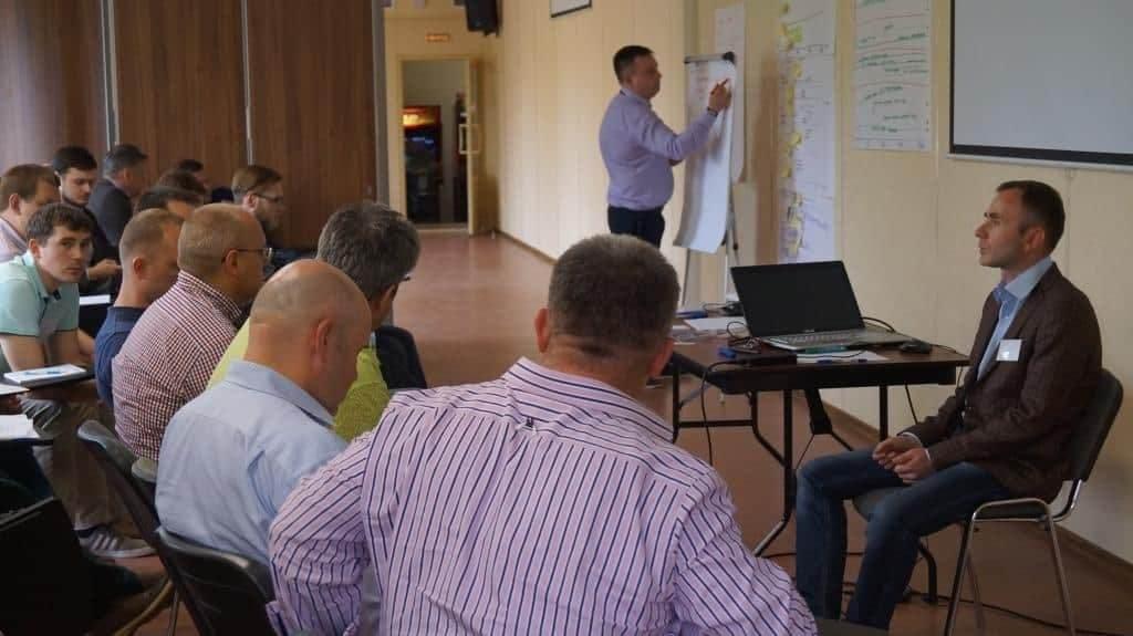 организационная сессия ВЗПП-Микрон