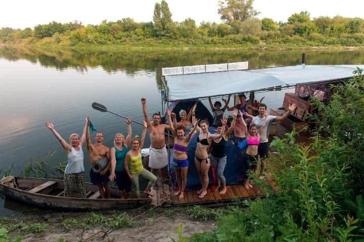 команда к отплытию готова