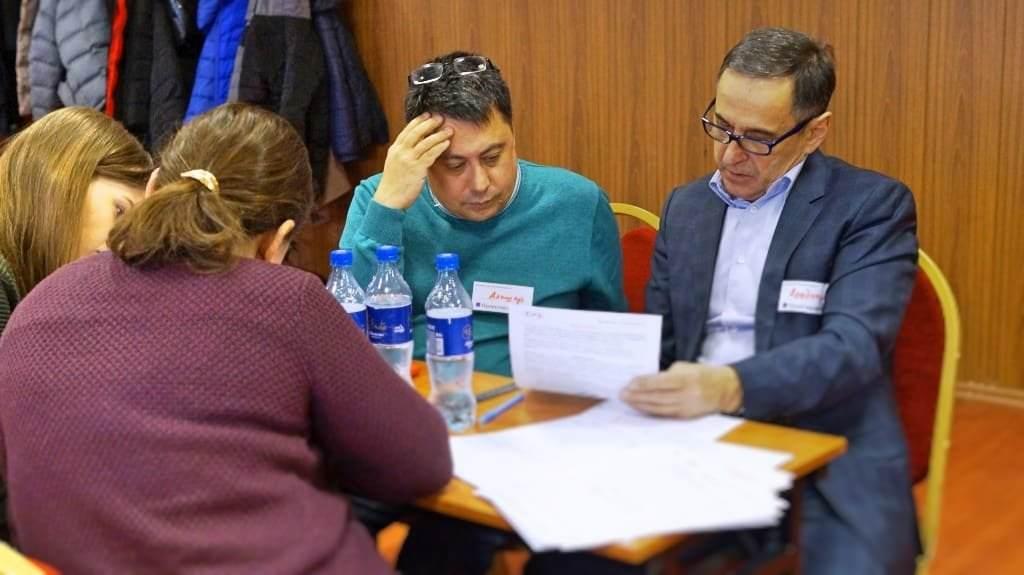 Тренинг принятия решений для руководителей в Москве