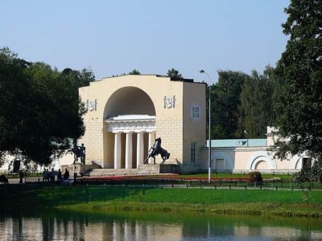 Корпоративный квест в Кузьминках