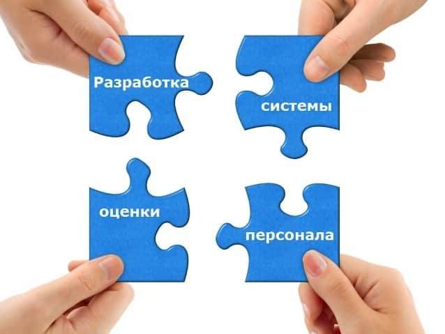 Разработка системы оценки персонала