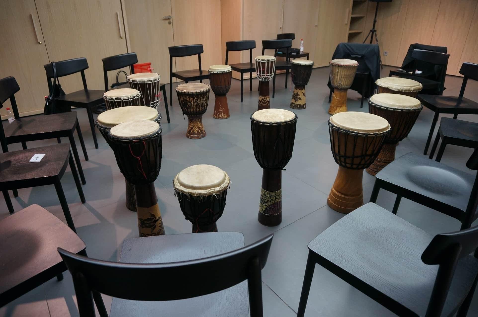 барабанный мастер-класс в Москве