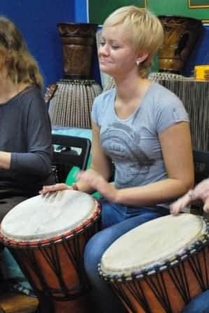 барабанный тренинг