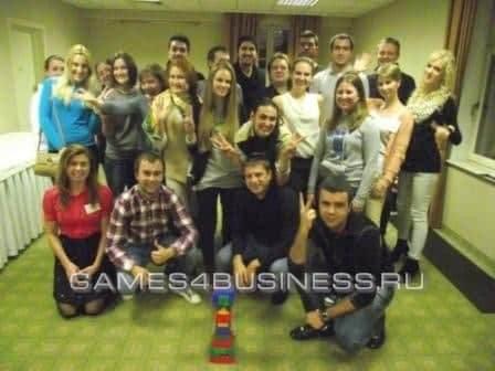 Участники деловой игры