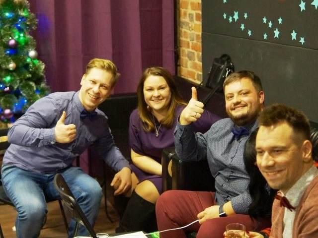 Интеллектуальная игра на корпоративном мероприятии в Москве