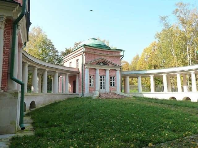 Квест в парке Кузьминки
