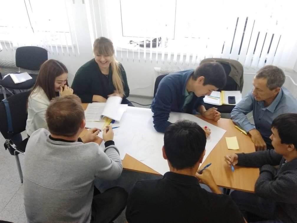 тренинги по ситуационному руководству в Казахстане